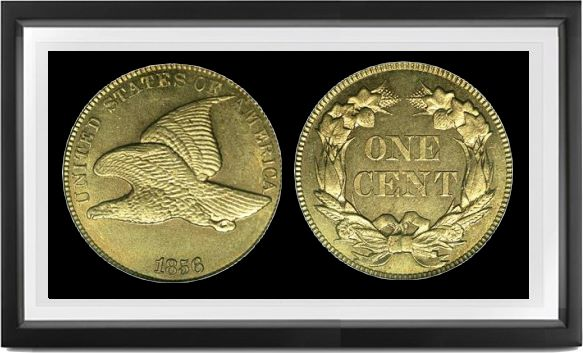 Flying Eagle Small Cents